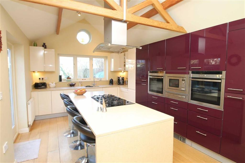 Magnificent Extended Breakfast Kitchen