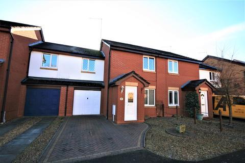3 bedroom terraced house for sale - Casterbridge Court, Hardingstone, Northampton, NN4