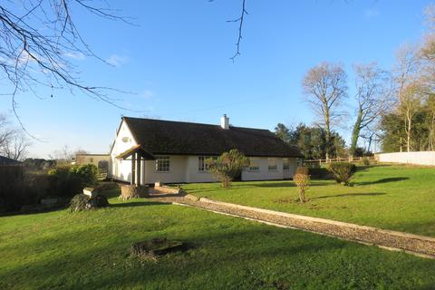 4 bedroom detached bungalow for sale - ROPLEY SO24