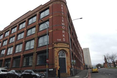 1 bedroom apartment to rent - The Kettleworks, 126 Pope Street, Birmingham, B1 3DQ