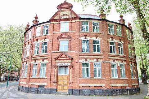 2 bedroom ground floor flat to rent - Castle Point, Castle Boulevard, Nottingham
