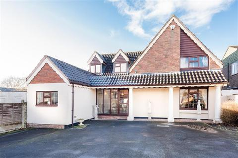 3 bedroom bungalow for sale - Beech Tree Cottage, Moss Grove, Kingswinford, DY6 9HS