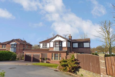 5 bedroom detached house for sale - The Hollow, Ashington, Northumberland, NE63 9UU