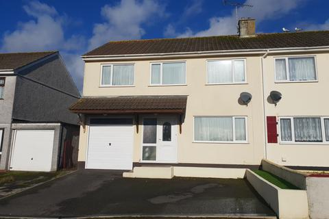 4 bedroom semi-detached house for sale - Fairfield Close, St Austell PL25