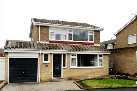 3 bedroom detached house for sale - Gleneagle Close, Newcastle upon Tyne