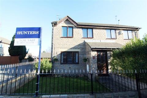 3 bedroom semi-detached house for sale - Weavers Croft, Pudsey, LS28 9LF