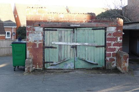 Plot for sale - Weston Street, Swadlincote, DE11