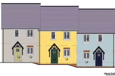 4 bedroom end of terrace house for sale - Maes Yr Orsaf (The Wiston), Plot 3, Station Road, Narberth
