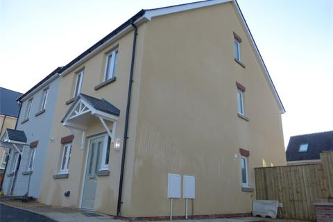 4 bedroom terraced house for sale - 2 Maes Yr Orsaf (The Wiston), Plot 2, Station Road, Narberth