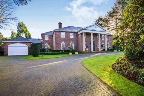 5 bedroom detached house for sale - Hill Top, Hale