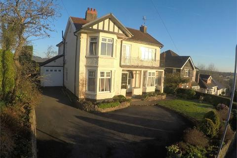 4 bedroom detached house for sale - Hollybush Road, Cyncoed, Cardiff