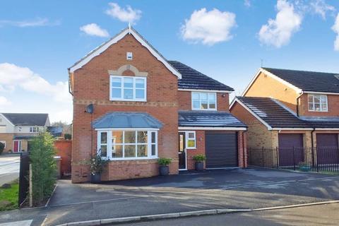 4 Bedroom Detached House For Sale Matthews Fold Norton Sheffield S8 8jt