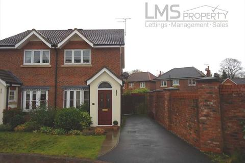 2 bedroom semi-detached house to rent - Foxhill Close, The Grange, Sandiway