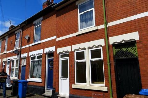 2 bedroom terraced house to rent - Riddings Street, Derby