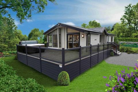 2 bedroom mobile home for sale - Willerby Mulberry Lodge, Plas Coch Holiday Home Park, Anglesey, LL61 6EJ
