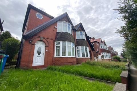 3 bedroom semi-detached house to rent - Victoria Avenue East, Manchester