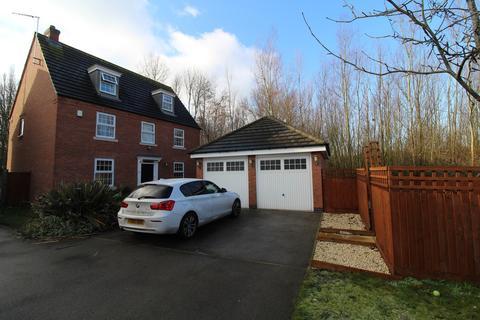 5 bedroom detached house for sale - Langley Close, Bestwood Village