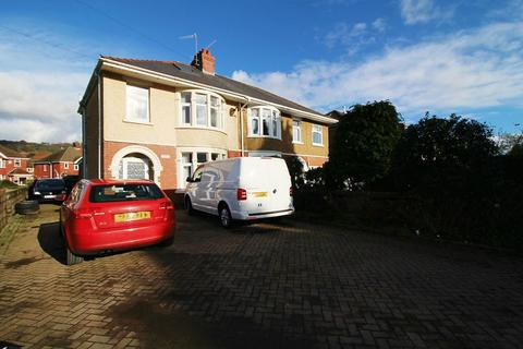 4 bedroom semi-detached house for sale - Cardiff Road, Hawthorn, Pontypridd, CF37 5AW