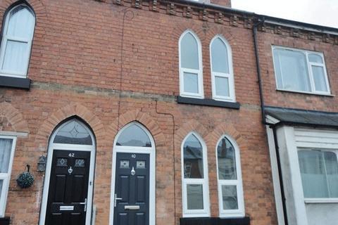 2 bedroom terraced house to rent - Northfield Road, Harborne, Birmingham