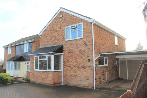 3 bedroom detached house for sale - Uppingham Drive, Woodley, Reading