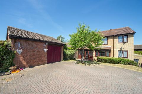 4 bedroom detached house for sale - Kirby Drive, Luton, Bedfordshire