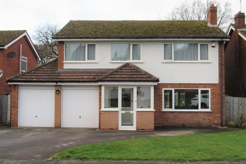4 bedroom detached house for sale - Blackthorne Close, Solihull