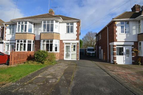 3 bedroom semi-detached house for sale - Frankton Avenue, Styvechale, Coventry