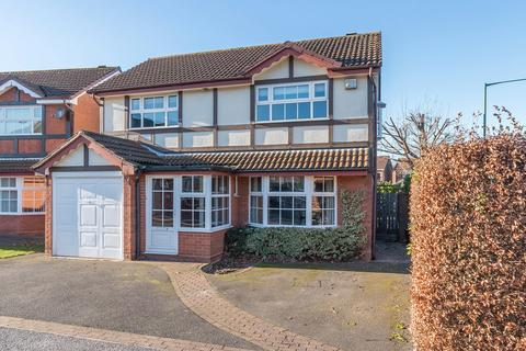 4 bedroom detached house for sale - Chelveston Crescent, Solihull
