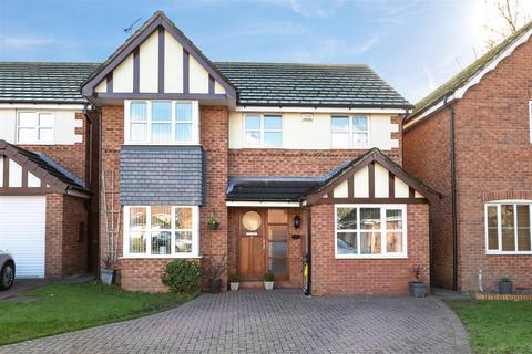 4 bedroom detached house for sale - Sheldrake Close, Binley, Coventry, CV3 2SL