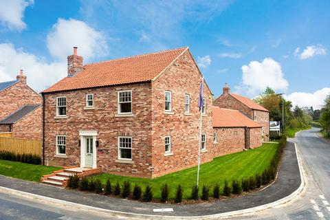 4 bedroom detached house for sale - Plot 9 Woldgate Pastures, Kilham, East Yorkshire, YO25