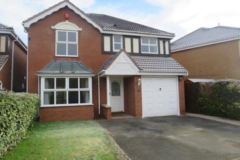 4 bedroom detached house to rent - Bishops Meadow,Four Oaks,Sutton Coldfield