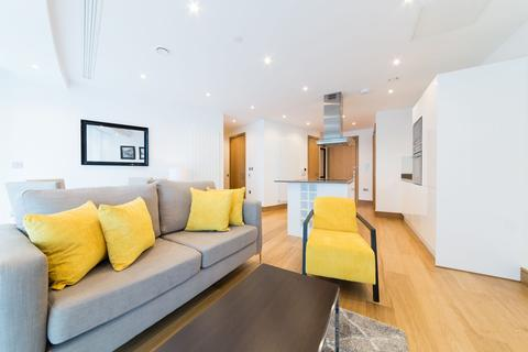 2 bedroom apartment - Arena Tower, 25 Crossharbour Plaza, Canary Wharf, London, E14