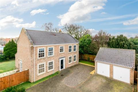 4 bedroom detached house for sale - Clarkes Croft, Dishforth, Thirsk, North Yorkshire