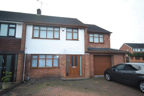 4 bedroom end of terrace house to rent - Granby Road, Stockingford, Nuneaton