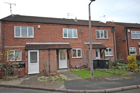2 bedroom terraced house to rent - St Mary's Walk, Jacksdale, Nottinghamshire NG16
