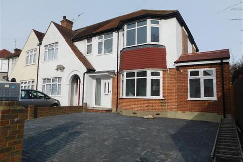 4 bedroom end of terrace house to rent - Merton Avenue, Hillingdon, Middlesex, UB10 9BN