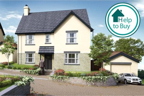 4 bedroom detached house for sale - Ilfracombe Road, West Down