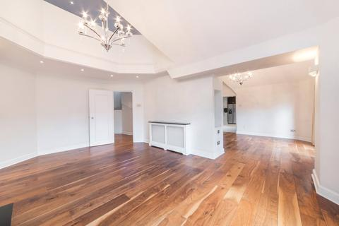 3 bedroom house to rent - Bickenhall Mansions, Bickenhall Street, London, W1U