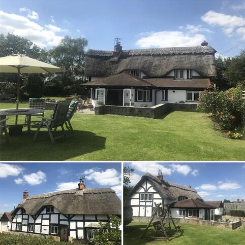 3 bedroom character property for sale - Manor Road, Wickhamford, Evesham, Worcestershire, WR11