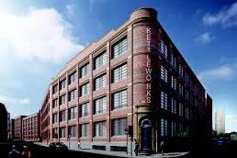 1 bedroom apartment to rent - The Kettleworks, Jewellery Quarter, Birmingham, B1 3DQ