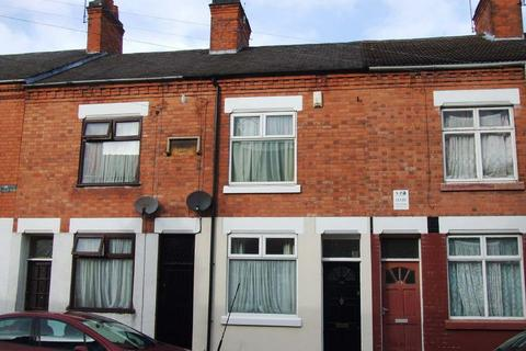2 bedroom terraced house to rent - Paget Road, Off Tudor Road, Leicester, Leicestershire, LE3 5HN