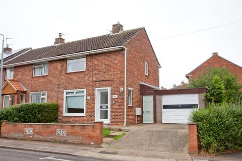 2 bedroom semi-detached house to rent - Woodhall Drive, Lincoln