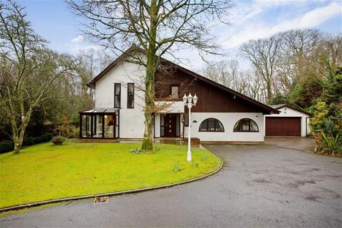 5 bedroom detached house for sale - Wood Park, Plymouth, PL6