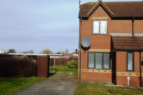 2 bedroom semi-detached house to rent - Hopewell road, Hull
