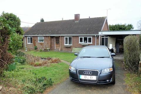3 bedroom detached bungalow to rent - Old Eign Hill, Hereford, Herefordshire