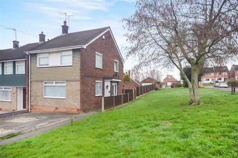 3 bedroom end of terrace house for sale - Claverdon Road, Mount Nod, Coventry