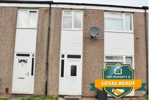 3 bedroom terraced house for sale - Milsom Grove, Shard End, Birmingham