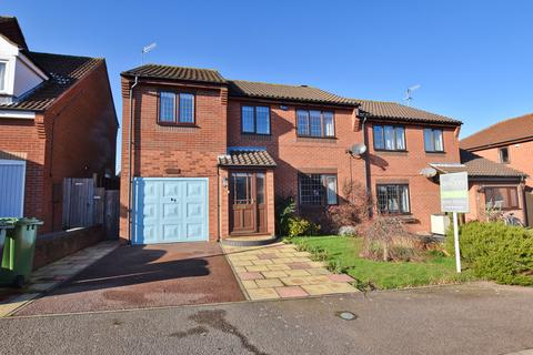 4 bedroom semi-detached house to rent - Childs Way, Sheringham