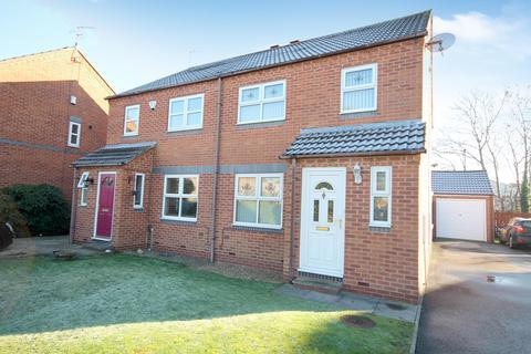 3 bedroom semi-detached house for sale - Bransholme Drive, York, YO30 4XN