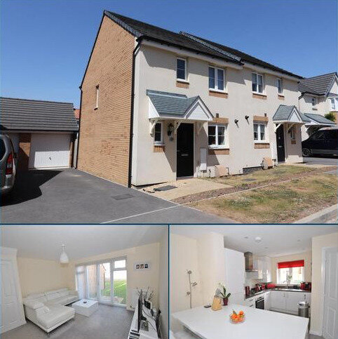 3 bedroom semi-detached house for sale - Pintail Close, Bude